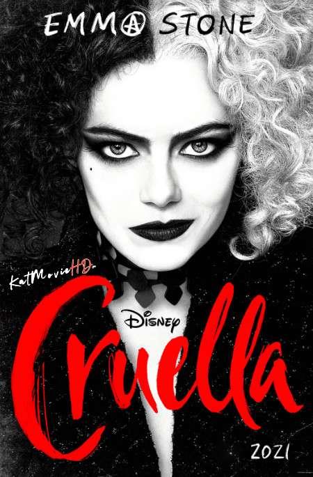 Disney's Cruella (2021) Web-DL 480p 720p 1080p [HEVC & x264] [English 5.1 DD] ESubs