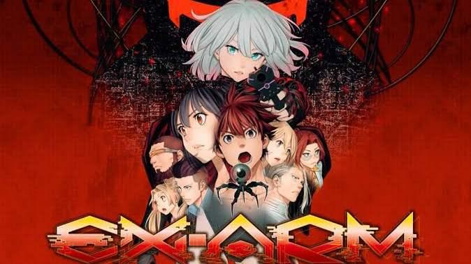 EX-ARM (Season 01) [English Subbed] Download