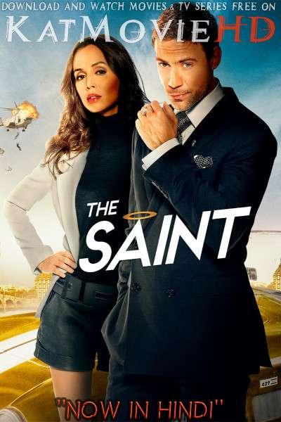 The Saint (1997) [Dual Audio] [Hindi Dubbed (ORG) & English] BluRay 1080p 720p 480p HD [Full Movie]