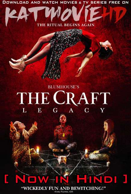 The Craft: Legacy (2020) Hindi Dubbed (ORG) [Dual Audio] BluRay 1080p 720p & 480p HD [Horror Movie]