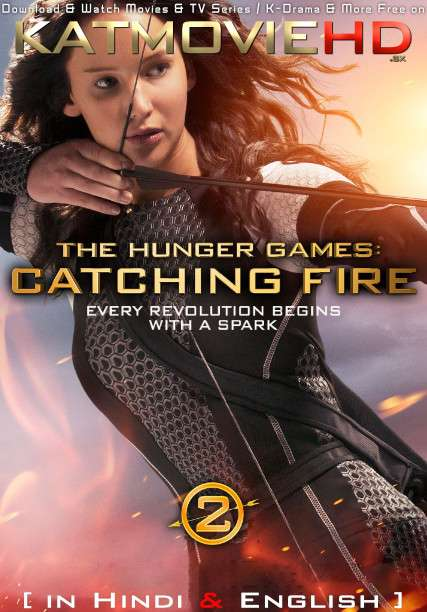 The Hunger Games 2: Catching Fire (2013) [Dual Audio] [Hindi Dubbed (ORG) & English] BluRay 1080p 720p 480p HD [Full Movie]