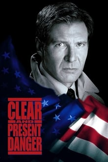 Clear and Present Danger (1994) [Dual Audio] [Hindi Dubbed (ORG) English] BluRay 1080p 720p 480p HD [Full Movie]