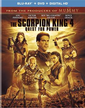 The Scorpion King: Book of Souls (2018) HD 720p Web-DL Full Movie English x264 Esubs
