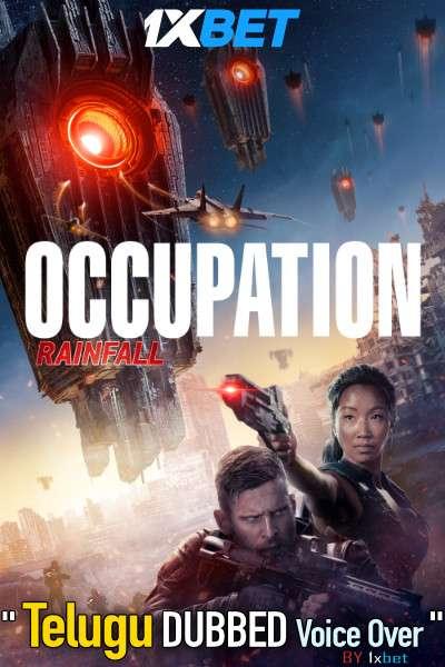 Occupation Rainfal (2020) Telugu Dubbed (Voice Over) & English [Dual Audio] HDCAM 720p [1XBET]