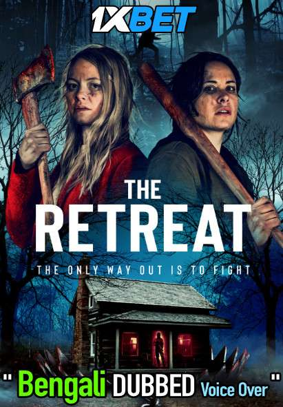The Retreat (2021) Bengali Dubbed (Voice Over) WEBRip 720p [Full Movie] 1XBET