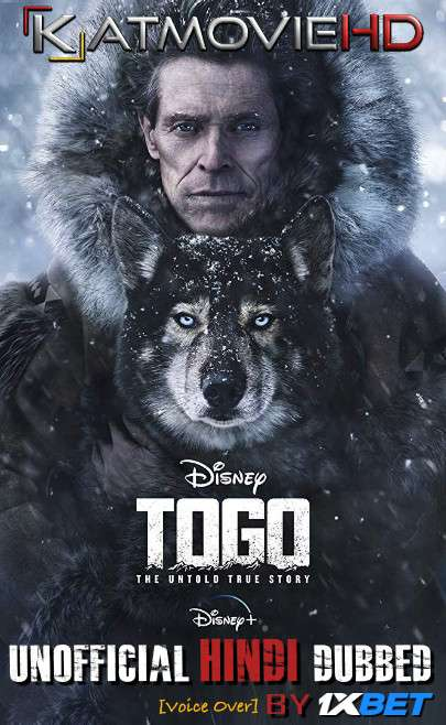 Togo (2019) HDRip 720p Dual Audio [English (ORG) + Hindi (Unofficial VO by 1XBET) ] [Disney +]