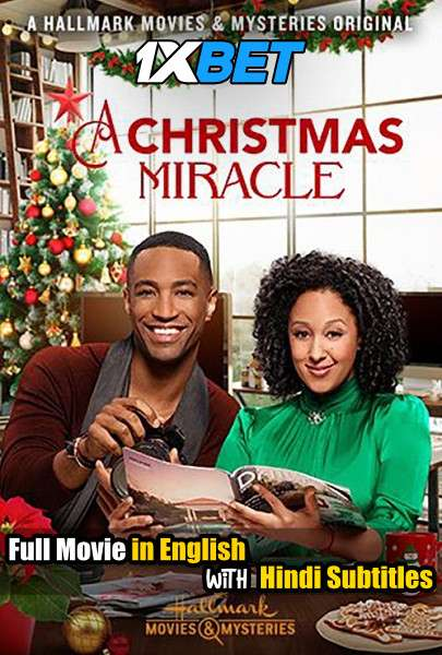 A Christmas Miracle (2019) Full Movie [In English] With Hindi Subtitles | HDTV 720p [1XBET]