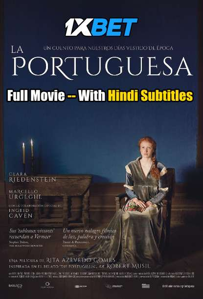 A Portuguesa (2018) Full Movie [In French] With Hindi Subtitles | WebRip 720p [1XBET]
