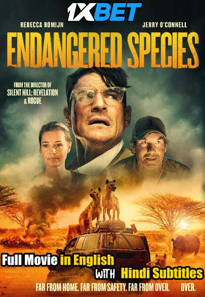 Endangered Species (2021) Full Movie [In English] With Hindi Subtitles | BluRay 720p [1XBET]