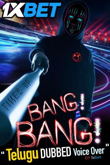 Bang Bang (2020) Telugu Dubbed (Voice Over) & English [Dual Audio] WebRip 720p [1XBET]
