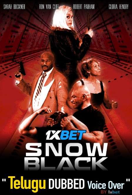Snow Black (2021) Telugu Dubbed (Voice Over) & English [Dual Audio] WebRip 720p [1XBET]