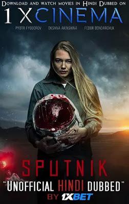 Sputnik (2020) Спутник [Hindi Dubbed (Unofficial VO) + Russian (ORG)] WebRip 720p [HD]