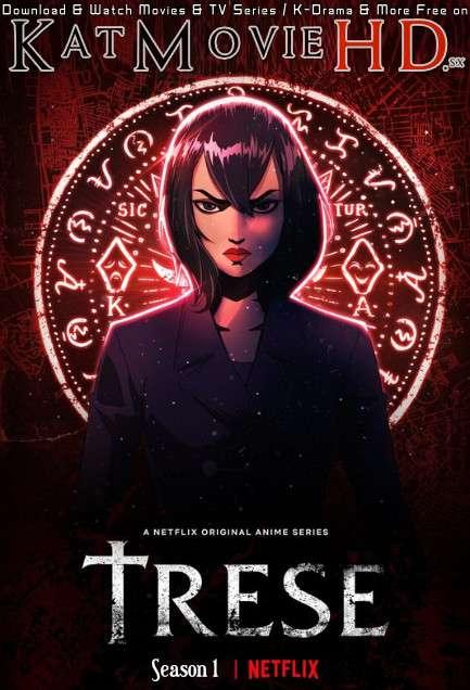 Trese (Season 1) Complete Web-DL 720p HD [In English] + ESubs [2021 Netflix Anime Series]