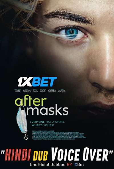 After Masks (2021) WebRip 720p Dual Audio [Hindi (Voice Over) Dubbed + English] [Full Movie]