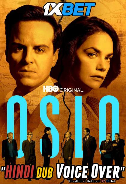 Oslo (2021) Hindi (Voice Over) Dubbed+ English [Dual Audio] WebRip 720p [1XBET]