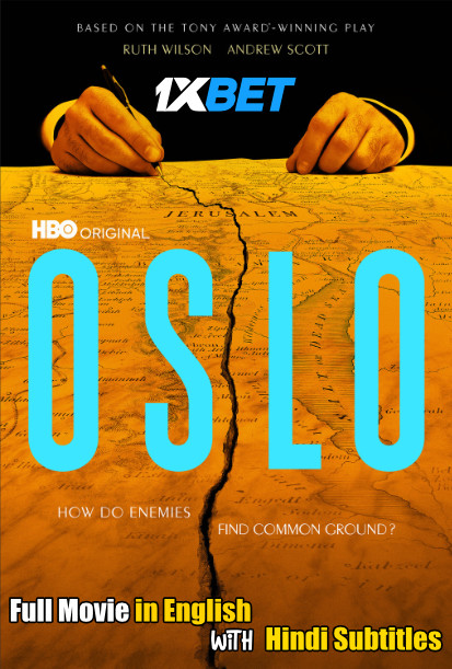 Oslo (2021) Full Movie [In English] With Hindi Subtitles | WebRip 720p [1XBET]