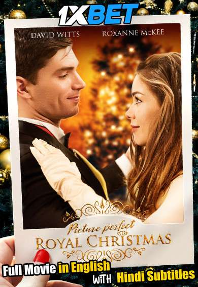 A Royal Christmas Engagement (2020) WebRip 720p Full Movie [In English] With Hindi Subtitles