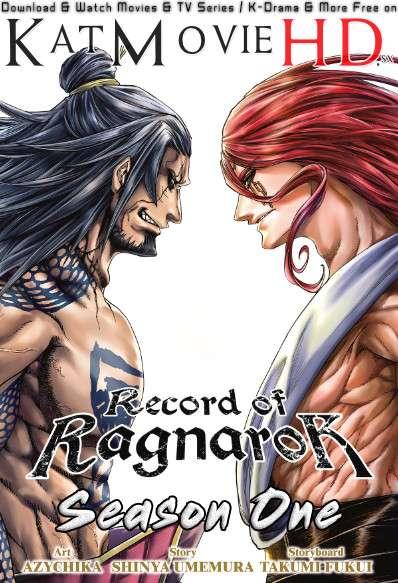 Record of Ragnarok (Season 1) English Dubbed [Dual Audio] WEB-DL 1080p 720p 480p HD [2021 Netflix Anime Series]