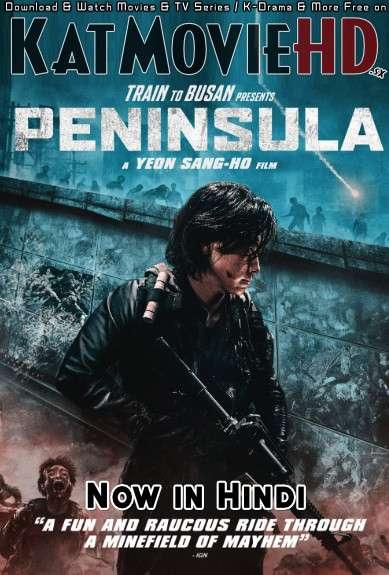 Train to Busan 2: Peninsula (2020) Hindi 5.1 (ORG) BluRay Dual-Audio 1080p 720p 480p [Full Movie]