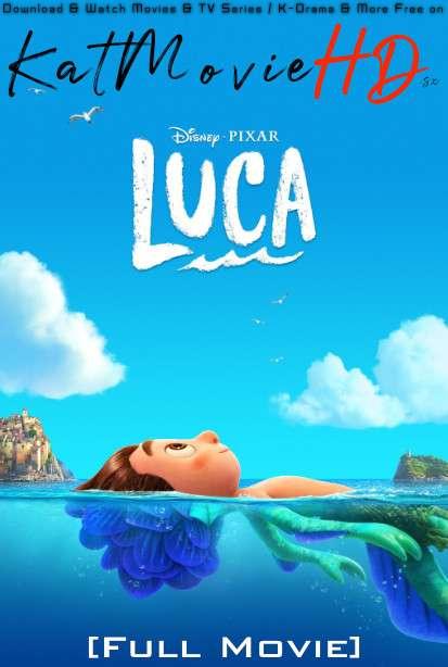 Luca (2021) WEB-DL 1080p 720p 480p HD [In English (5.1 DD)] ESubs [Full Movie]