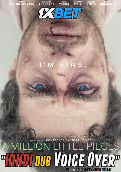 A Million Little Pieces (2018) WebRip 720p Dual Audio [Hindi (Voice Over) Dubbed + English] [Full Movie]