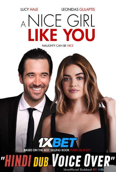 A Nice Girl Like You (2020) WebRip 720p Dual Audio [Hindi (Voice Over) Dubbed + English] [Full Movie]