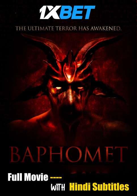 Download Baphomet (2021) 720p HD [In English] Full Movie With Hindi Subtitles FREE on 1XCinema.com & KatMovieHD.io