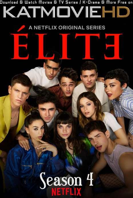 Elite (Season 4) Complete [English Dubbed + Spanish] Dual Audio (ESubs) | WEB-DL 720p HEVC [HD]