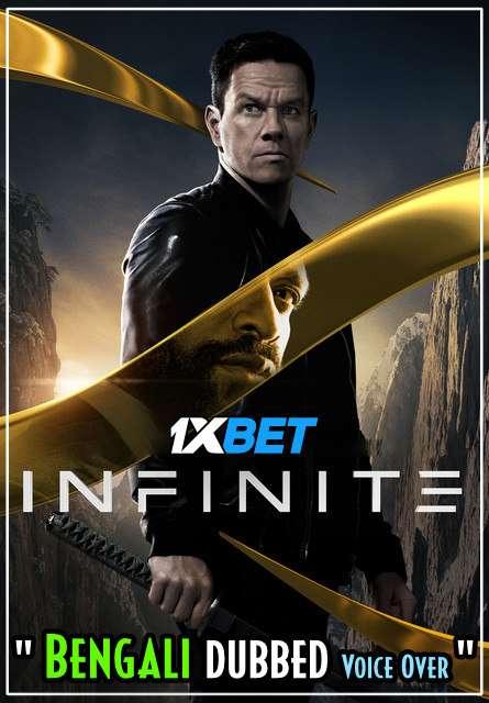 Infinite (2021) Bengali Dubbed (Voice Over) WEBRip 720p [Full Movie] 1XBET