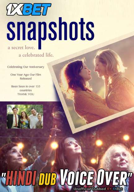 Snapshots (2018) Hindi (Voice Over) Dubbed+ English [Dual Audio] WebRip 720p [1XBET]