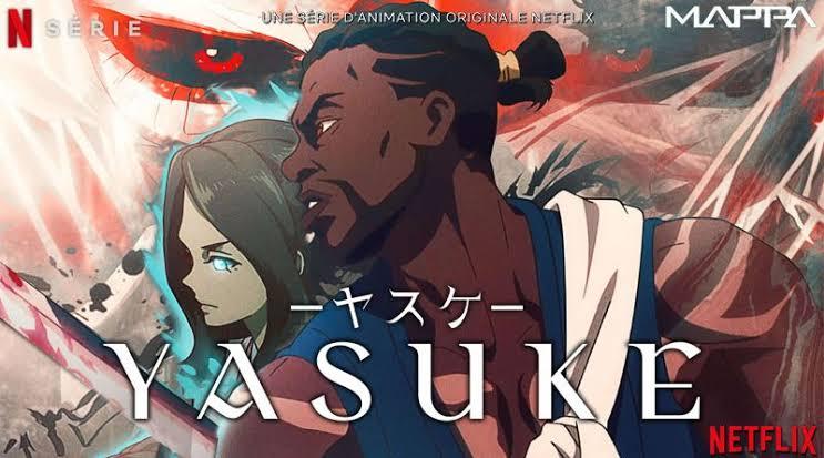 Yasuke (2021) [Eng Sub] Download