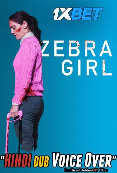 Download Zebra Girl (2021) WebRip 720p Dual Audio [Hindi (Voice Over) Dubbed + English] [Full Movie] Full Movie Online On 1xcinema.com