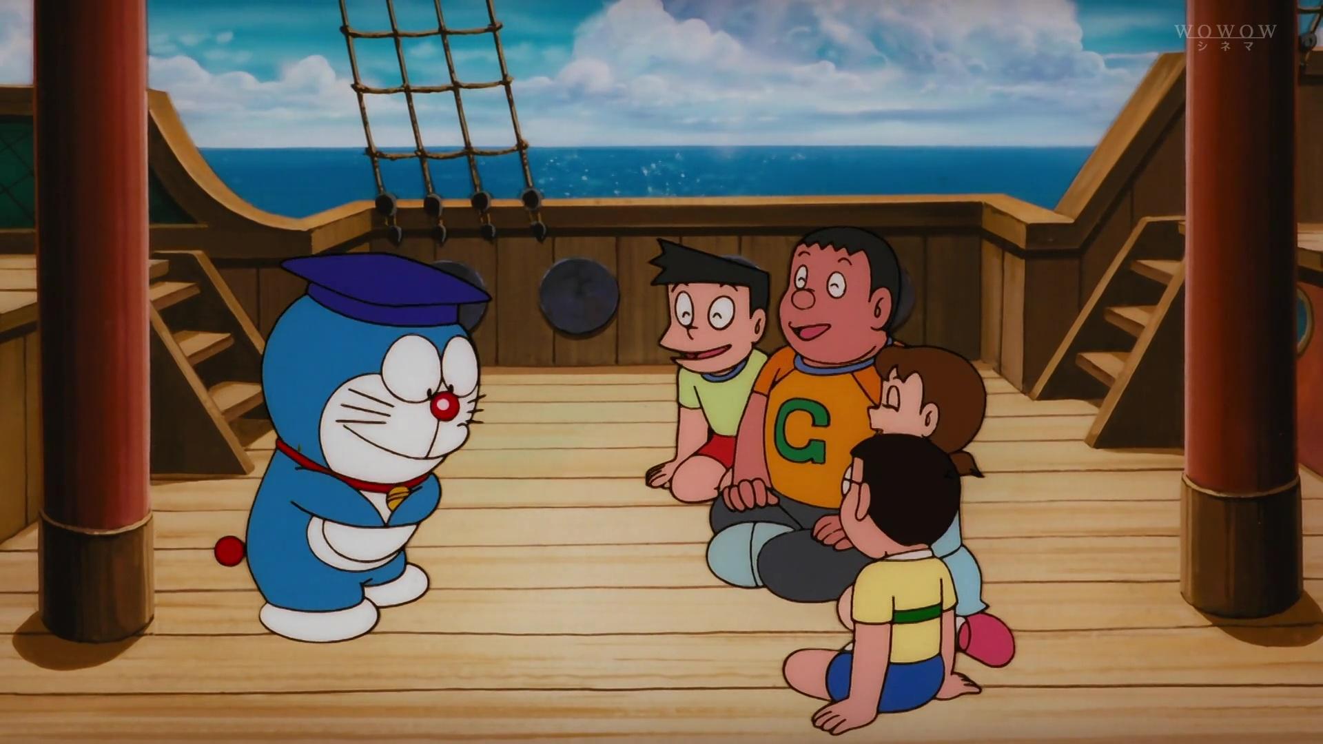 Download Doraemon in Nobita's Great Adventure to the South Seas