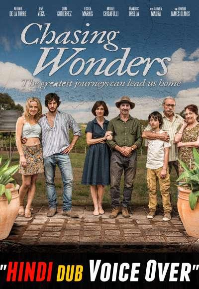 Download Chasing Wonders (2020) WebRip 720p Dual Audio [Hindi (Voice Over) Dubbed + English] [Full Movie] Full Movie Online On KatMovieHD.sx