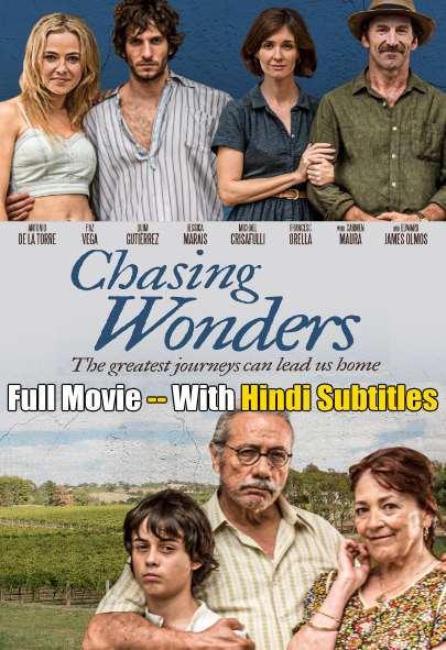 Download Chasing Wonders (2020) WebRip 720p Full Movie [In English] With Hindi Subtitles Full Movie Online On KatMovieHD.sx