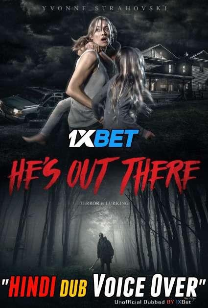 He's Out There (2018) Hindi (Voice Over) Dubbed+ English [Dual Audio] BluRay 720p [1XBET]