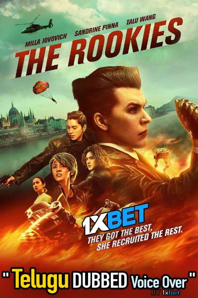 The Rookies (2019) Telugu Dubbed (Voice Over) & English [Dual Audio] BDRip 720p [1XBET]