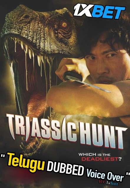 Download Triassic Hunt (2021) Telugu Dubbed (Voice Over) & English [Dual Audio] WebRip 720p [1XBET] Full Movie Online On 1xcinema.com