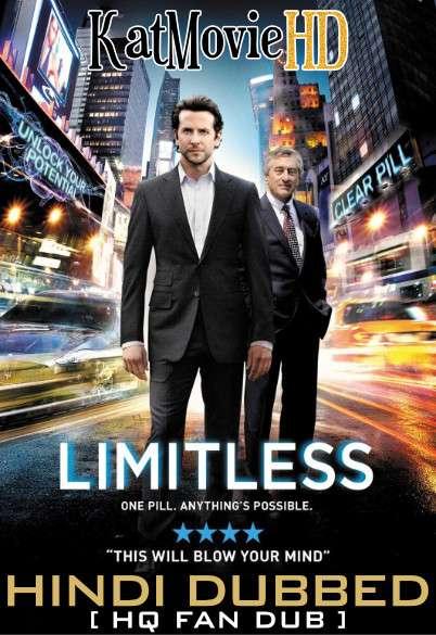 Limitless (2011) Hindi Dubbed [By KMHD] & English [Dual Audio] BluRay 1080p / 720p / 480p [HD]