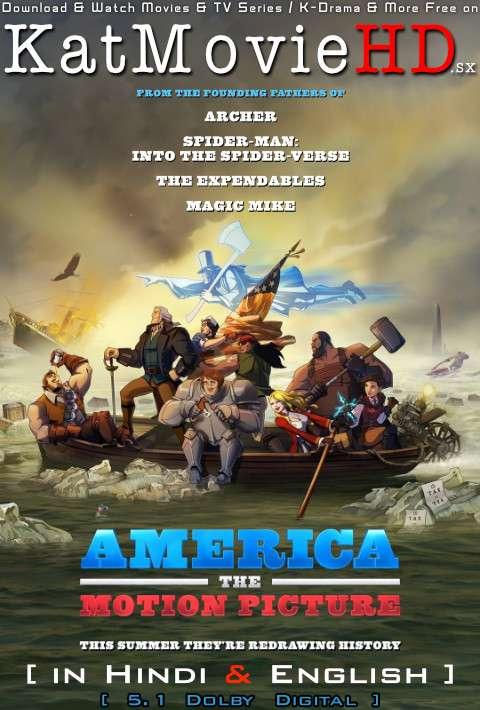 America: The Motion Picture (2021) Hindi (DD 5.1) [Dual Audio] Web-DL 1080p 720p 480p [HD] Netflix Movie