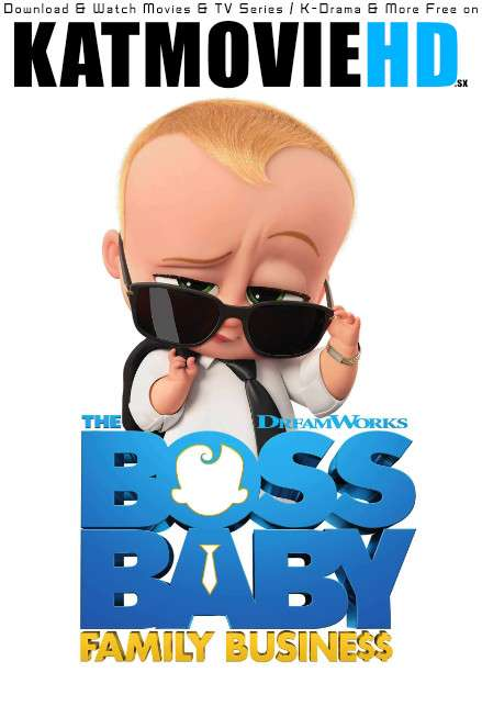 The Boss Baby 2: Family Business (2021) Web-DL 1080p 720p 480p HD [English 5.1 DD] ESubs | Full Movie