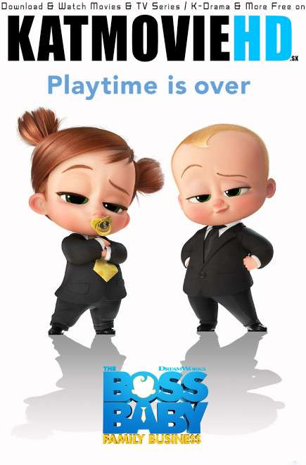 The Boss Baby: Family Business (2021) Dual Audio Hindi Web-DL 480p 720p & 1080p [HEVC & x264] [English 5.1 DD] [The Boss Baby: Family Business Full Movie in Hindi]