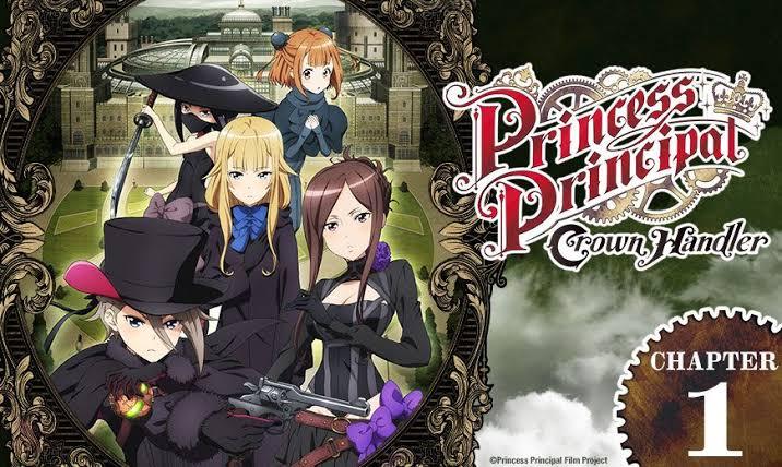 Princess Principal (Season 01) [Eng Subbed] Download