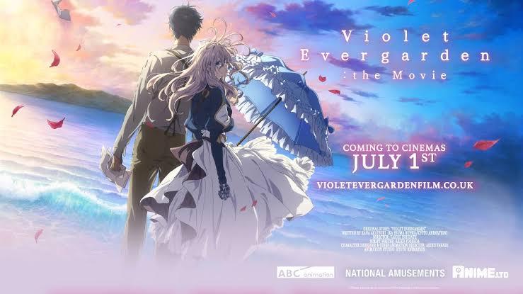 Violet Evergarden Movie (2020) [Eng Sub] Download