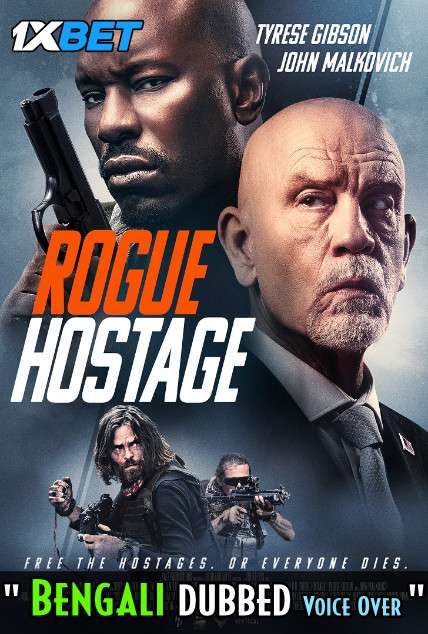 Download Rogue Hostage (2021) Bengali Dubbed (Voice Over) WEBRip 720p [Full Movie] 1XBET Full Movie Online On 1xcinema.com