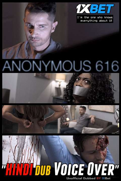 Download Anonymous 616 (2018) WebRip 720p Dual Audio [Hindi (Voice Over) Dubbed + English] [Full Movie] Full Movie Online On 1xcinema.com