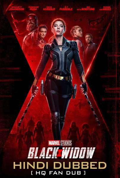 Black Widow (2021) Hindi Dubbed [By KMHD] & English [Dual Audio] BluRay 1080p / 720p / 480p [HD]