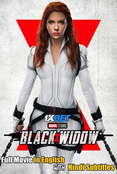 Black Widow (2021) Full Movie [In English] With Hindi Subtitles | WEBRip 720p1080p [1XBET]
