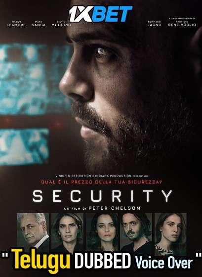 Security (2021) Telugu Dubbed (Voice Over) & English [Dual Audio] Italian 720p [1XBET]