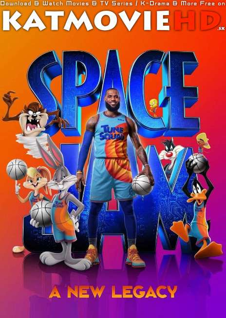 Space Jam: A New Legacy (2021) WEB-DLc480p 720p 1080p HEVC (In English + ESubs) [Full Movie]